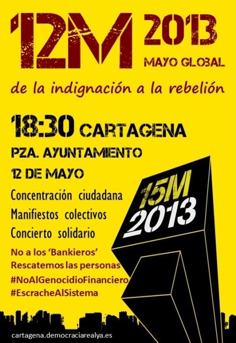 Cartel 12M 2013