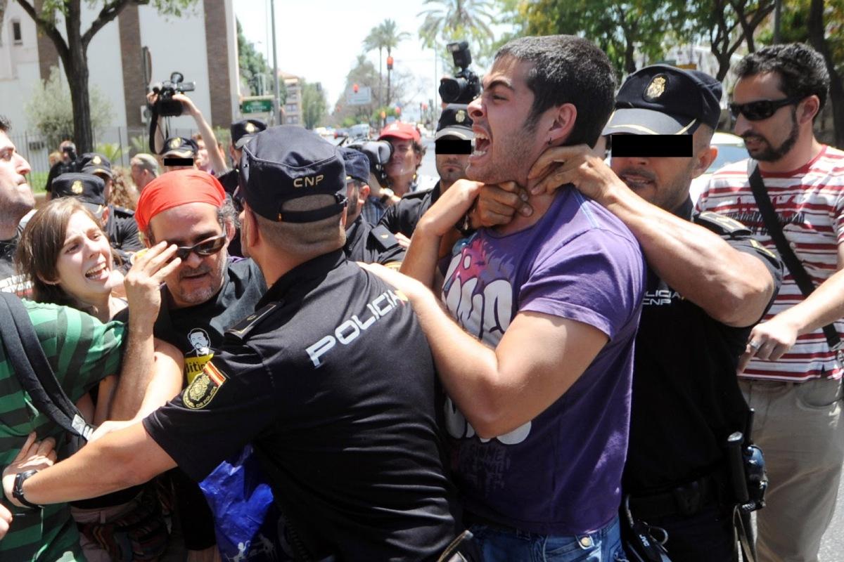 Murcia: institucionalizando la represión